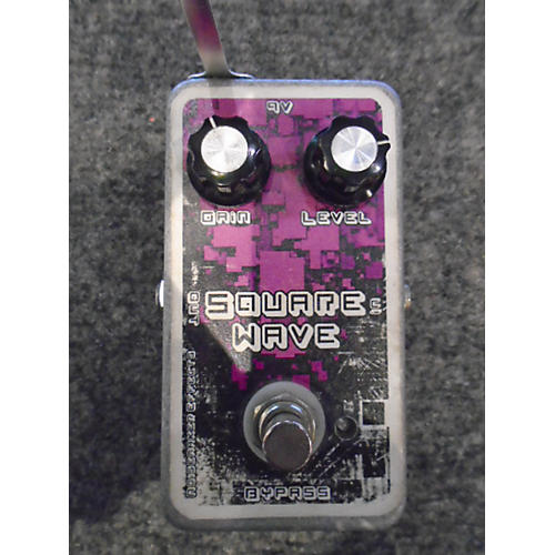 In Store Used Used Noisemaker Square Wave Effect Pedal-thumbnail