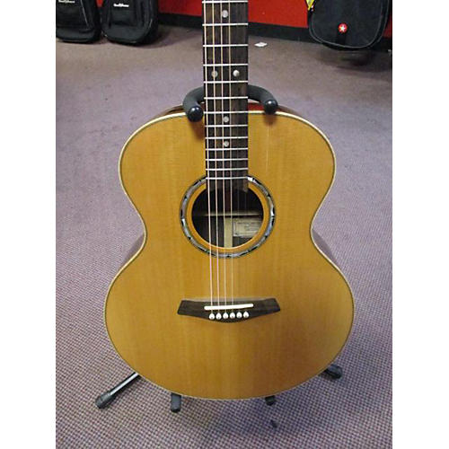 In Store Used Used Nowland James Sj Natural Acoustic Guitar