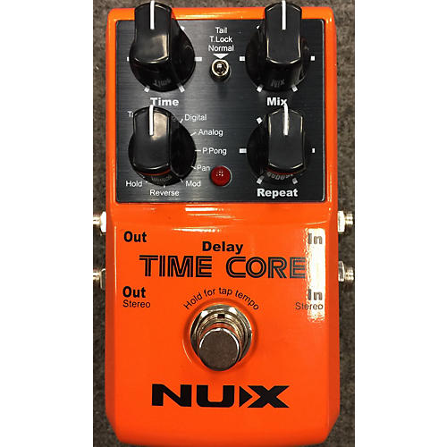In Store Used Used Nux Time Core Effect Pedal
