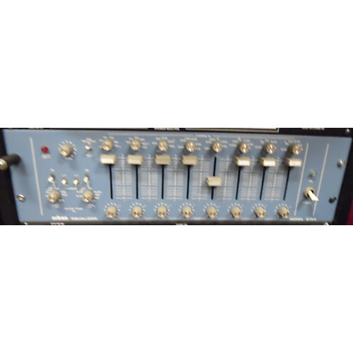 In Store Used Used OBRAN 672a Equalizer-thumbnail