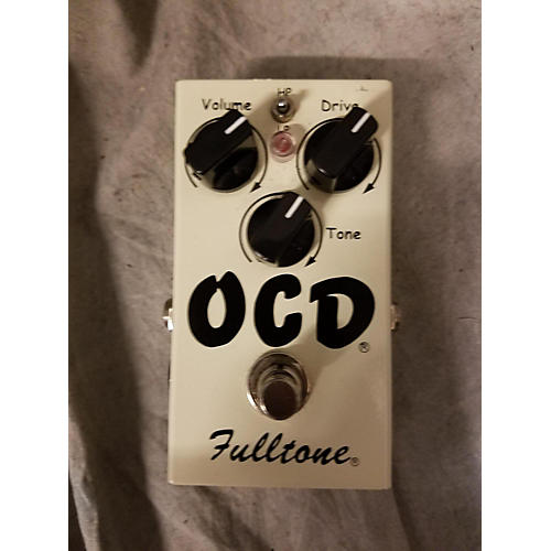 In Store Used Used OCD FULLTONE Effect Pedal-thumbnail