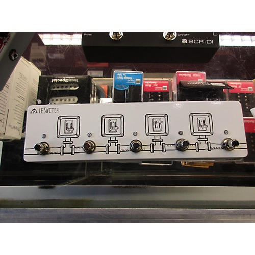 In Store Used Used OHMLESS PEDALS 2016 LE SWITCH Pedal