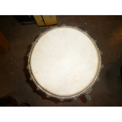 In Store Used Used OVERSEAS TRADITIONAL Djembe-thumbnail