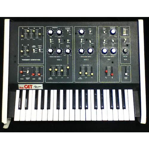 In Store Used Used Octave 1976 The Cat Synthesizer-thumbnail