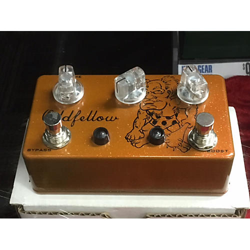 In Store Used Used Oddfellow Caveman Effect Pedal