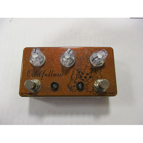 In Store Used Used Oddfellow Caveman Effect Pedal-thumbnail