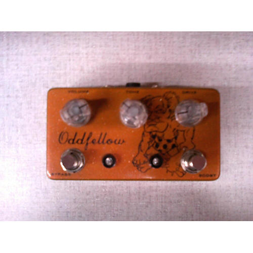 In Store Used Used Oddfellow Effects Caveman Overdrive Effect Pedal