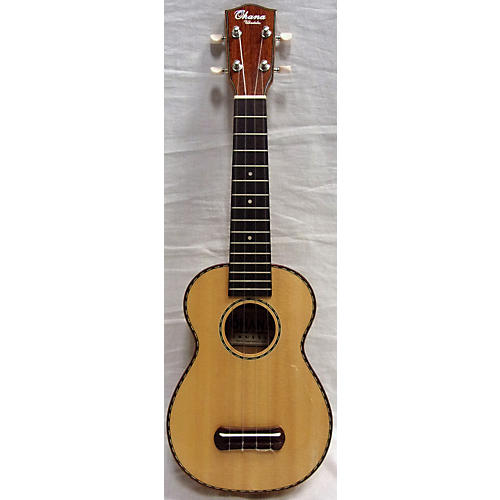 In Store Used Used Ohana Sk70WG Natural Ukulele