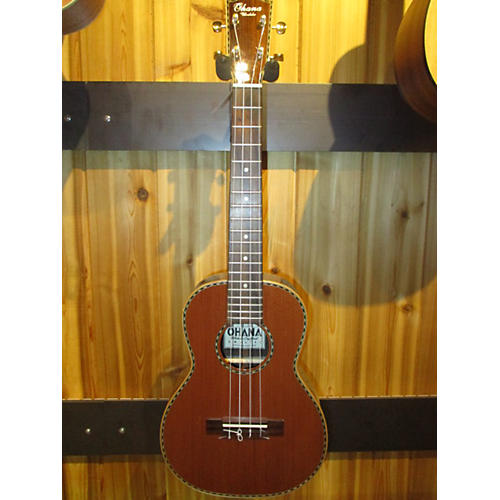 In Store Used Used Ohana TK40R Natural Ukulele