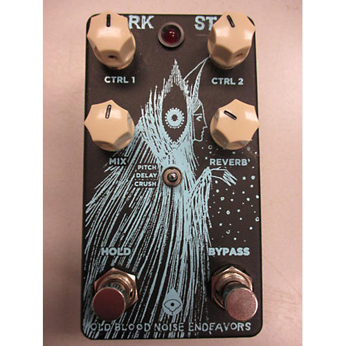 In Store Used Used Old Blood Noise Endeavors Dark Star Effect Pedal