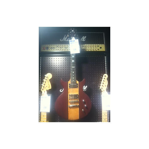 In Store Used Used Old Ghost Fatman 2 Tone Natural Solid Body Electric Guitar-thumbnail