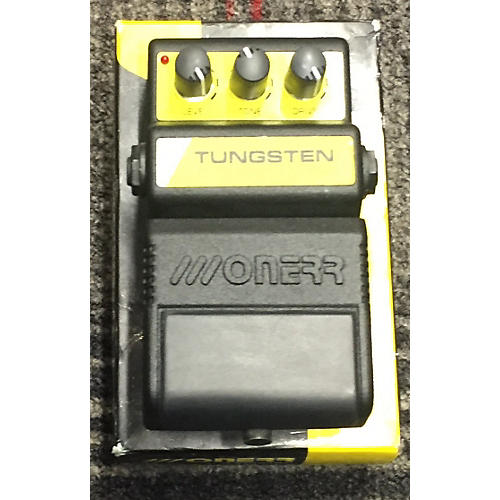 In Store Used Used Onerr TD1 Tungsten Overdrive Effect Pedal-thumbnail