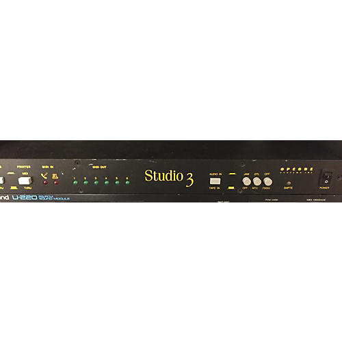In Store Used Used Opcode Studio 3 Audio Interface