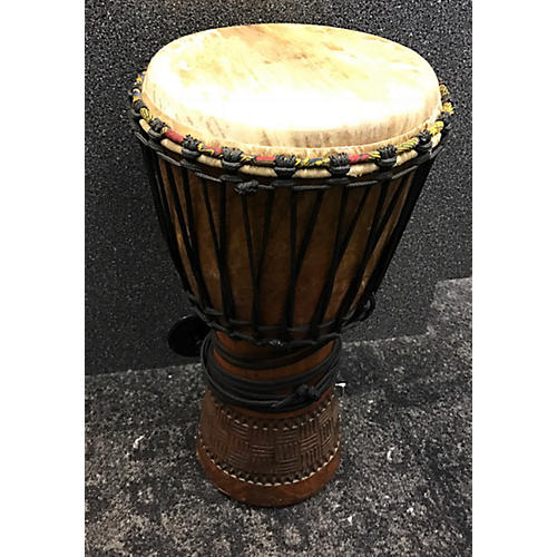 In Store Used Used Overseas 9in Mali Djembe-thumbnail