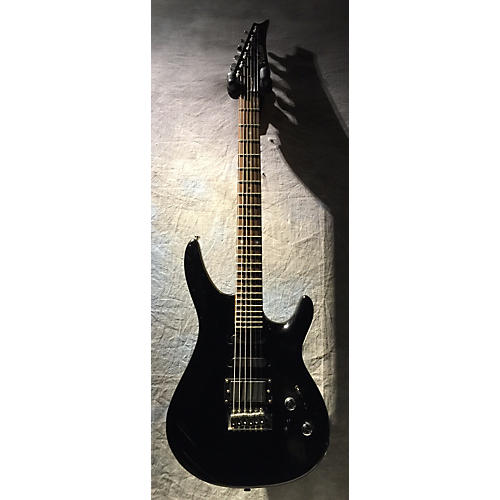 In Store Used Used PALMER PE Black Solid Body Electric Guitar