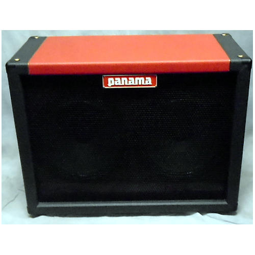 In Store Used Used PANAMA ROAD SERIES 2X12 Guitar Cabinet