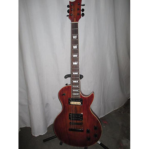In Store Used Used PARTS Single Cut STAIN RED Solid Body Electric Guitar