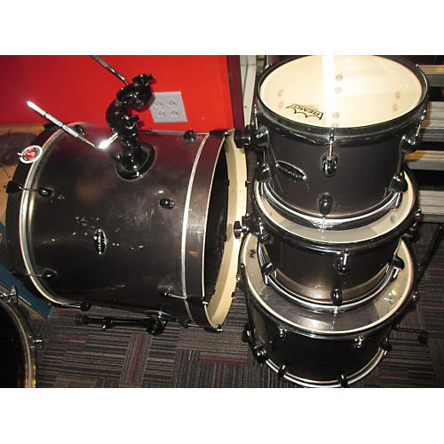 In Store Used Used PDP 4 piece Mainstage Bronze Metallic Drum Kit-thumbnail