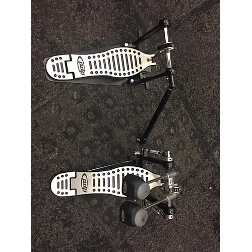 In Store Used Used PDP 402 DOUBLE BASS PEDAL Double Bass Drum Pedal-thumbnail