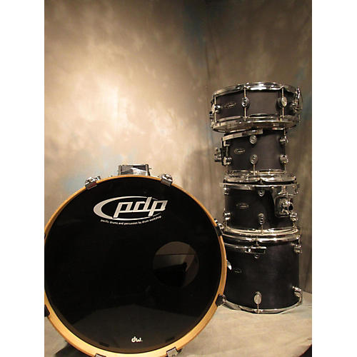 In Store Used Used PDP 5 piece FS Ebony Drum Kit