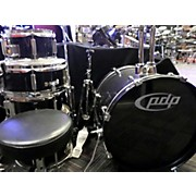 Used PDP 5 piece Player Kit Jr Black Drum Kit