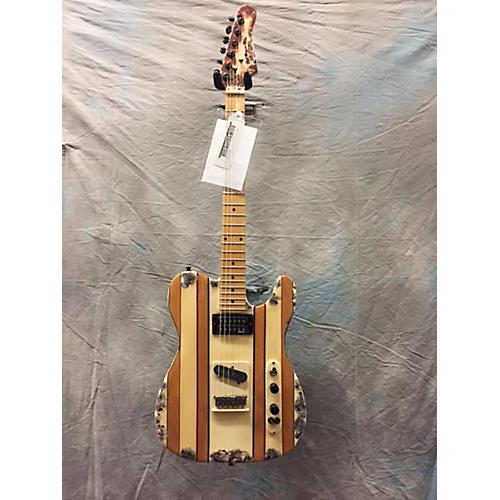 In Store Used Used PHIL WAYNE SINGLECUT SWIRL EDGES Solid Body Electric Guitar