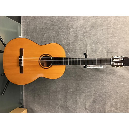 In Store Used Used PIMENTEl And Sons OF ALBEQUERQUE 1970 001F Natural Classical Acoustic Guitar