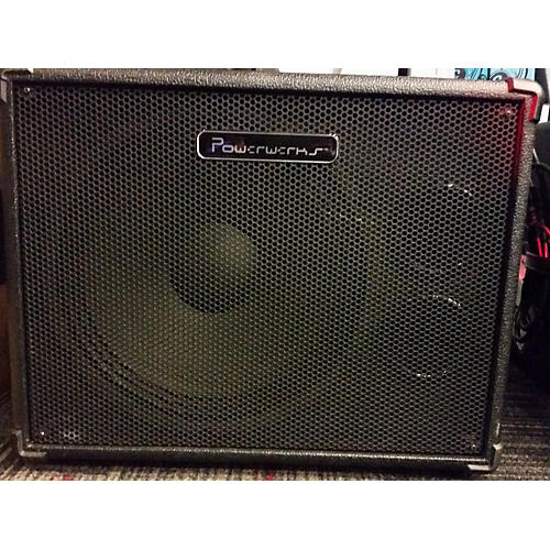 In Store Used Used POWERWERKS PW112-S Powered Subwoofer