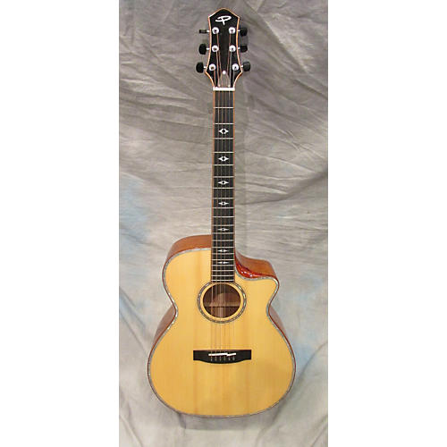 In Store Used Used PRESTIGE ECLIPSE Natural Acoustic Electric Guitar-thumbnail