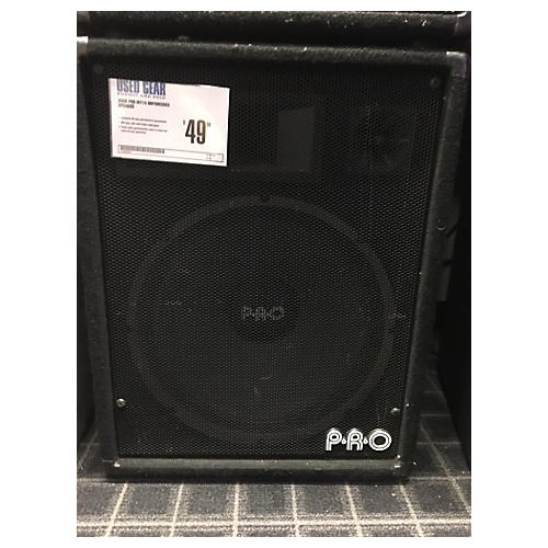 In Store Used Used PRO MT15 Unpowered Speaker-thumbnail