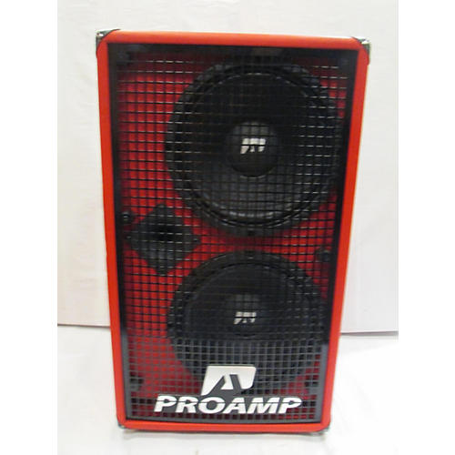 In Store Used Used PROAMP N212 Bass Cabinet