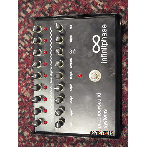 In Store Used Used PROPHECYSOUND SYSTEMS INFINITPHASE Effect Pedal-thumbnail