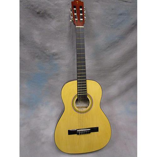 In Store Used Used Palmer Amanda N Natural Classical Acoustic Guitar