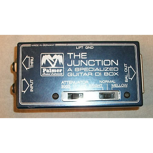 In Store Used Used Palmer Musical Instruments The Junction Direct Box