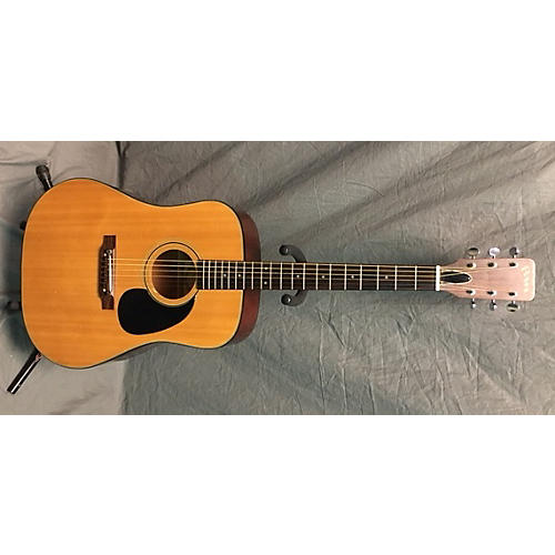 In Store Used Used Pan H590 Antique Natural Acoustic Guitar-thumbnail