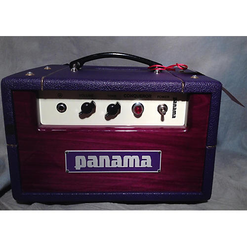 In Store Used Used Panama Conqueror Tube Guitar Amp Head
