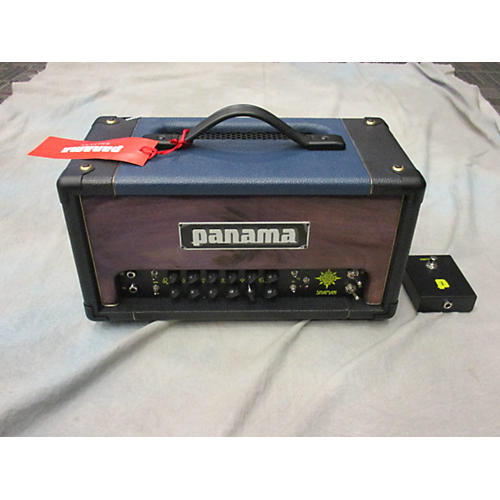 In Store Used Used Panama Shaman Tube Guitar Amp Head