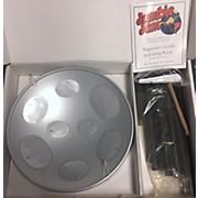 Used Panyard Inc 2 Piece Jumbee Jam Black And Silver Drum
