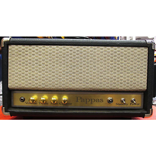 In Store Used Used Pappas Amplifiers KP5 65W Hand Wired Tube Guitar Amp Head
