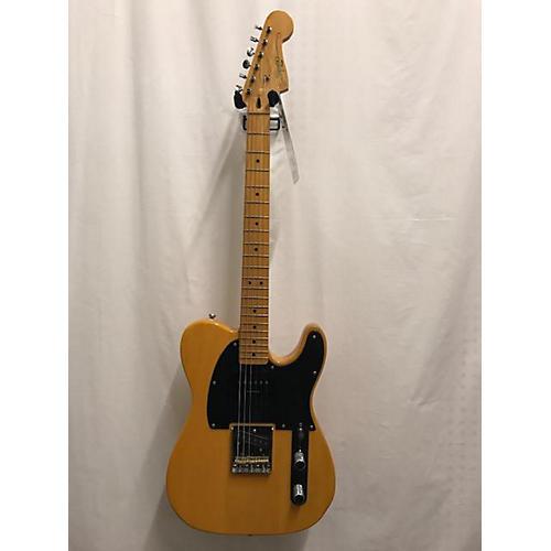 used partscaster telecaster blonde solid body electric guitar blonde guitar center. Black Bedroom Furniture Sets. Home Design Ideas