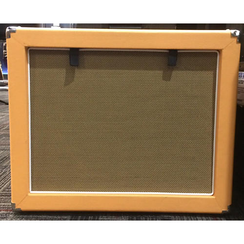 In Store Used Used Peach 1x12 Guitar Cabinet-thumbnail