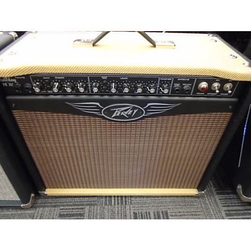 In Store Used Used PeaveyV VALVEKING 1X12 Tube Guitar Combo Amp-thumbnail