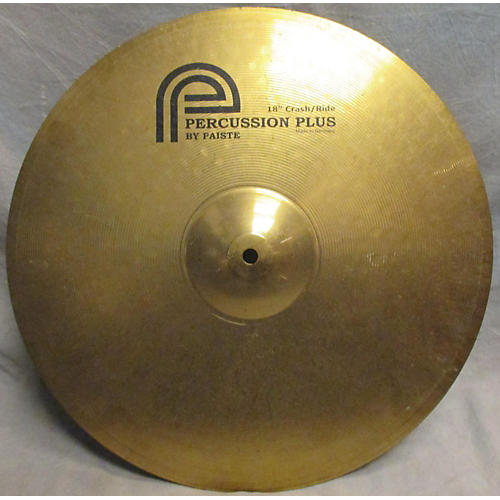 In Store Used Used Percussion Plus 18in Misc Cymbal