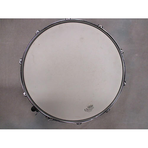 In Store Used Used Percussion Plus 6X14 Percussion Pack Chrome Drum-thumbnail