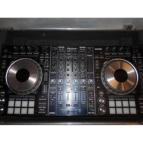 Used Pioneer Dj Ddjsz Dj Controller Guitar Center