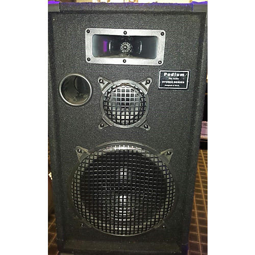 In Store Used Used Podium Pro Audio Unpowered Speaker-thumbnail