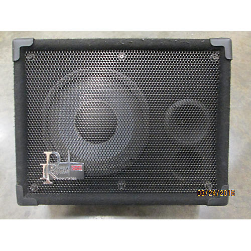 In Store Used Used Power Response PR10 Unpowered Speaker