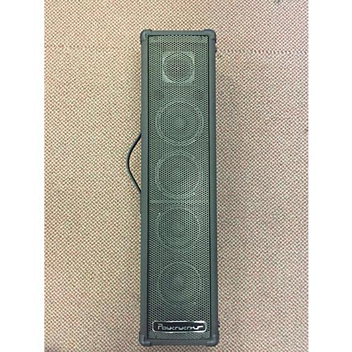 In Store Used Used Powerwerks PW100T Powered Speaker