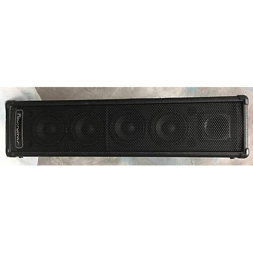 In Store Used Used Powerwerks PW100T Powered Speaker-thumbnail