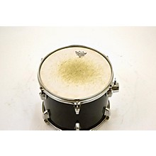 Used Prcussion Plus 5 piece Pp5 Black Drum Kit